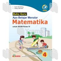 BUKU GURU MATEMATIKA UNTUK SD/MI KELAS IV
