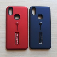 Personality Case Vivo V9 / casing armor back soft hard ring