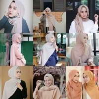 Rx Fashion JILBAB PASHMINA SABYAN DIAMOND I