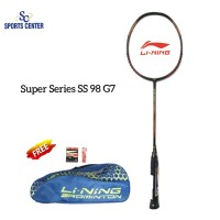 NEW !! Raket Badminton Lining Super Series SS 98 G7 / SS98 Gen 7