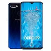HP OPPO F9 PRO RAM 6GB ROM 64GB - OPO F 9 PLUS 6/64 GB RESMI BLUE BIRU