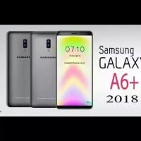 HP SAMSUNG GALAXY A6 PLUS RAM 4/32 GB - A6 /A 6 PLES GARANSI RESMI