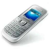 Samsung Keystone 3 SM-B109E - Hitam - Putih