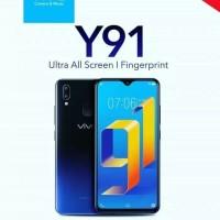 HP VIVO Y91 RAM 2GB INTERNAL 32GB - FIFO Y 91 2/32 GB - BLUE N BLACK
