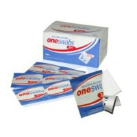Alcohol Swab Oneswabs Kapas Tisu Tissue Alkohol Pads One Swabs