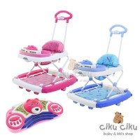 Family Baby Walker 211F / alat bantu jalan bayi
