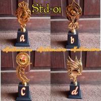 piala murah termurah/grosir piala/grosir trophy/tropi bagus murah 30cm