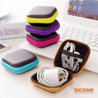 Handsfree bag/Case Earphone/Case Headset/Dompet Koin