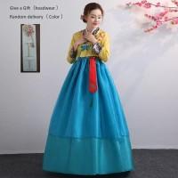 Hanbok dress Korean traditional