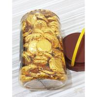 Golden Pillow / Toki1 Tobelo Cokelat Emas Koin Parcel Gold Hampers
