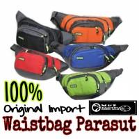 Waistbag Parasut original import