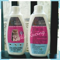 CERULLO Bedak Kucing Medicated Skin Care Anti Kutu Thick Flea