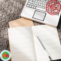 Simple Basic Weekly Planner A5 / Buku Perencanaan Mingguan