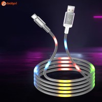 TYPE C LED Dancing Cable Voice Control Dancing LED Kabel