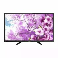 LED TV AQUA by SANYO 32 INCH AQT 1000 HDMI USB MOVIE VGA /MURAH