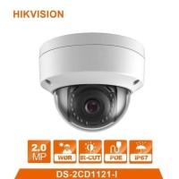 Ip Camera Hikvision 2mp DS-2CD1121-I IP Camera 2 Megapixel Original