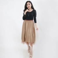 Rok Skirt GEVA Tutu best seller rok panjang hijaber