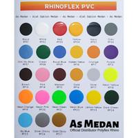 Polyflex PVC Korea Warna Neon   Rhinoflex Polyflex Rhino