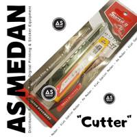 Alat Stiker SUPER-D SDB-77 Sasori Blade Kit Cutter Knife Original