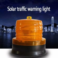 warning light solar energy lampu hati hati tenaga surya matahari