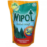 KARBOL WIPOL LEMON PINE REFIL 780ML