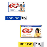 LIFEBUOY BAR SOAP 110 GRAM