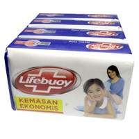 LIFEBUOY BAR SOAP BANDED 4X110 GRAM