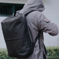E.S AERO B04 - BACKPACK - LAPTOP BAG - RAIN COVER