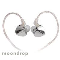 Moondrop Kanas Pro edition DLC Dynamic In Ear Monitor Earphone Silver