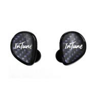 iBasso IT04 Hybrid In Ear Monitor Earphone Detachable Cable - Blue