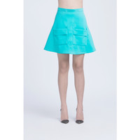 Jolie Clothing Dixie Skirt Green