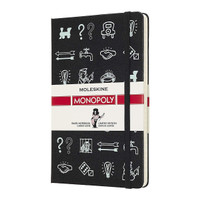 Moleskine Limited Edition Monopoly Hard Cover