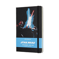 Notebook Moleskine Limited Edition Star Wars Lightsaber Duel