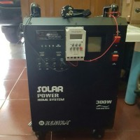 Solar Power Home System merk KENIKA 300W