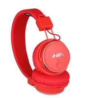 Headphone Bluetooth NIA Q8 - Wireless Calls & Music