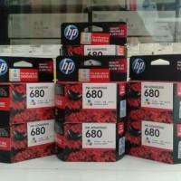 Cartridge Tinta HP 680 Color