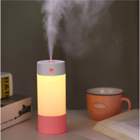 Humidifier Home Office Mini Aromatherapy Colorful LED Night Light