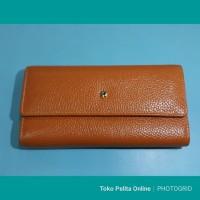 Dompet wanita papillon D947681B coklat orange