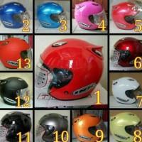 New Helm ink centro kw bukan bogo nhk mds kyt cross helm murah