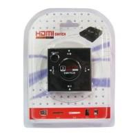 BIG SALE HDMI Switcher 3 port Device Auto Switch GRC HDMI SW31 Limited