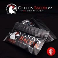 cotton BACON V2 PREMIUM ORGANIC COTTON FOR VAPE VAPOR kapas vape