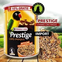 Pakan Burung Lovebird Prestige Loro Parque Versele Laga Paling Populer