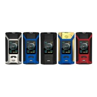 Wismec Sinuous Ravage 230 Box MOD Vape Authentic 230 Watt