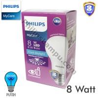Lampu LED Bulb Philips MyCare 8W Ledbulb 8 Watt