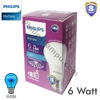 Lampu LED Bulb Philips MyCare 6W Ledbulb 6 Watt