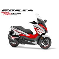Decal stiker Forza 250 Deluxe TIDAK FULLBODY