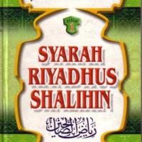 Buku Hadits Syarah Riyadhus Shalihin Jilid 1