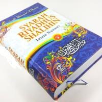Buku Hadits Syarah Riyadhus Shalihin Jilid 3