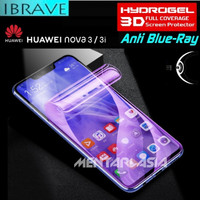 Screen Protector HUAWEI Nova 3 3i - iBrave HYDROGEL Anti BluRay