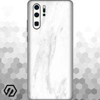 [EXACOAT] Huawei P30 Pro 3M Skin / Garskin - Marble White